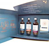 Filey Bay Yorkshire Single Malt Whisky Tasting Set at whiskys.co.uk