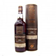 Glendronach 1993 Vintage 19 year old at whiskys.co.uk