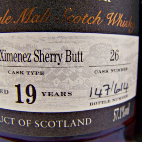 Glendronach 1993 Pedro Ximenez Sherry Cask