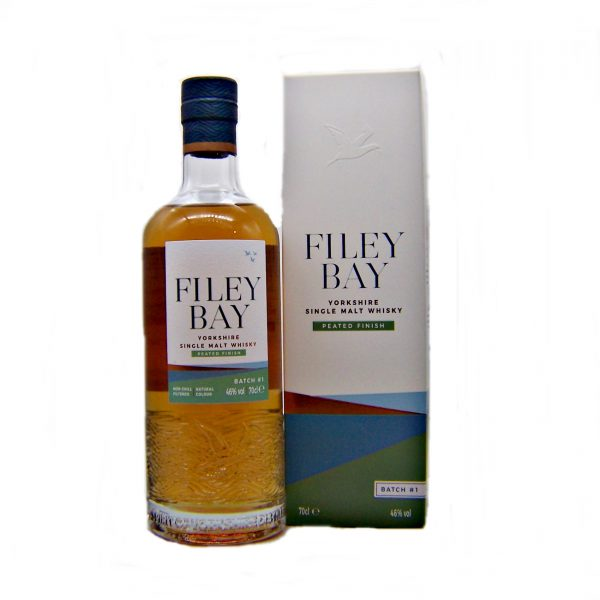Filey Bay Peated Finish Batch #1