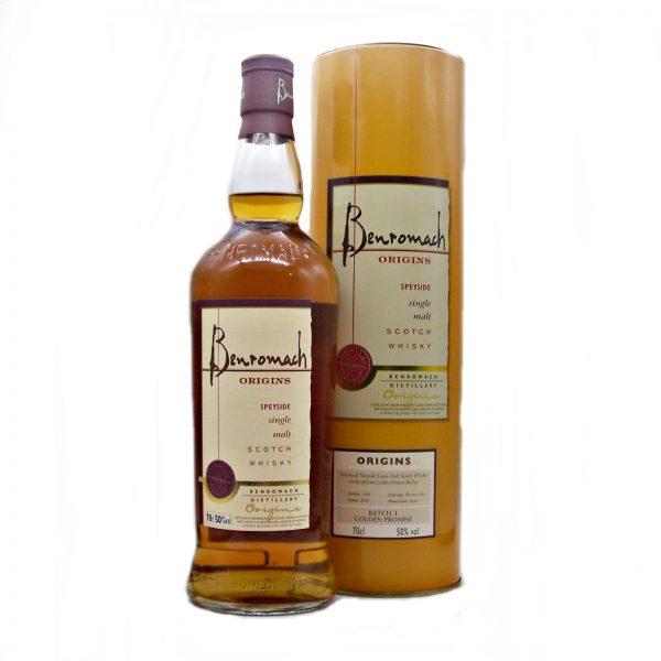 Benromach Origins Batch 1 Golden Promise