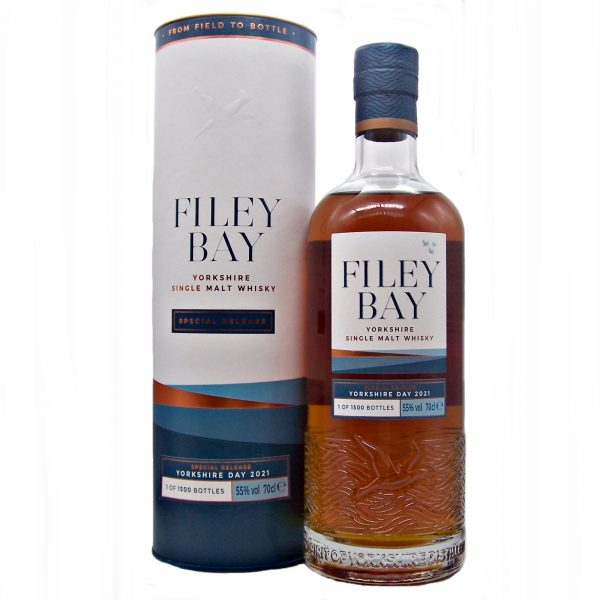 Filey Bay Yorkshire Day 2021