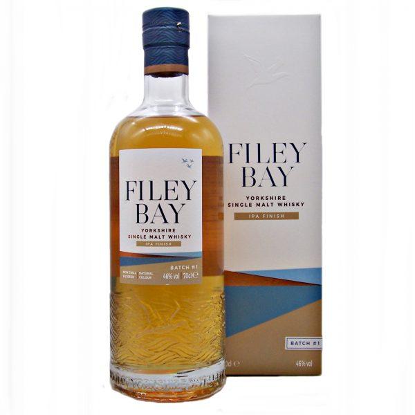 Filey Bay IPA Finish Batch #1
